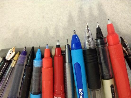 Pen Types 2